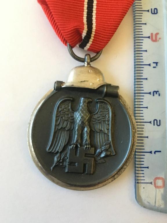 Médaille front russe 41-42 allemande ww2 53f5d410
