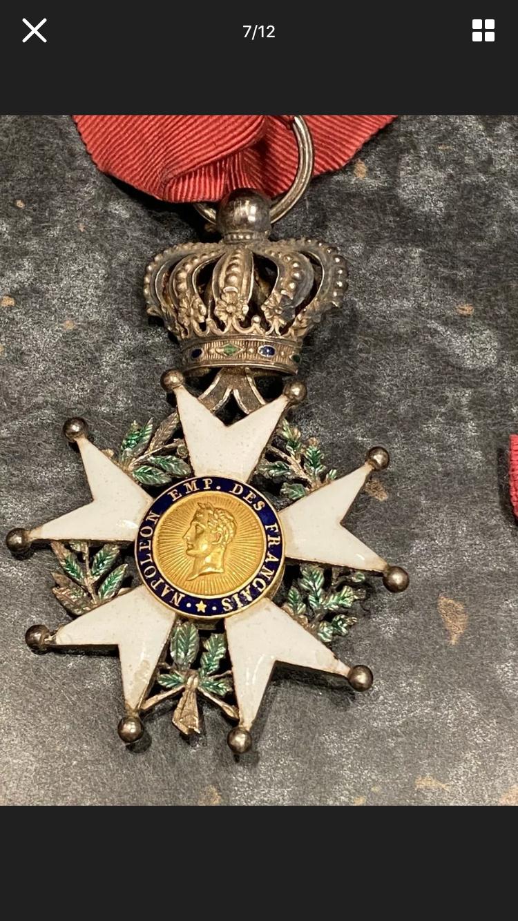 Légion d'honneur Empire hybride (1800´ - 1848) ? Ee4aae10
