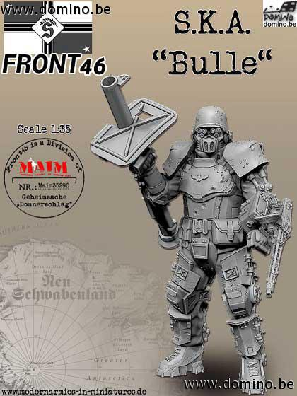 "Zaku & SKA ""Bulle"" FINI 510"
