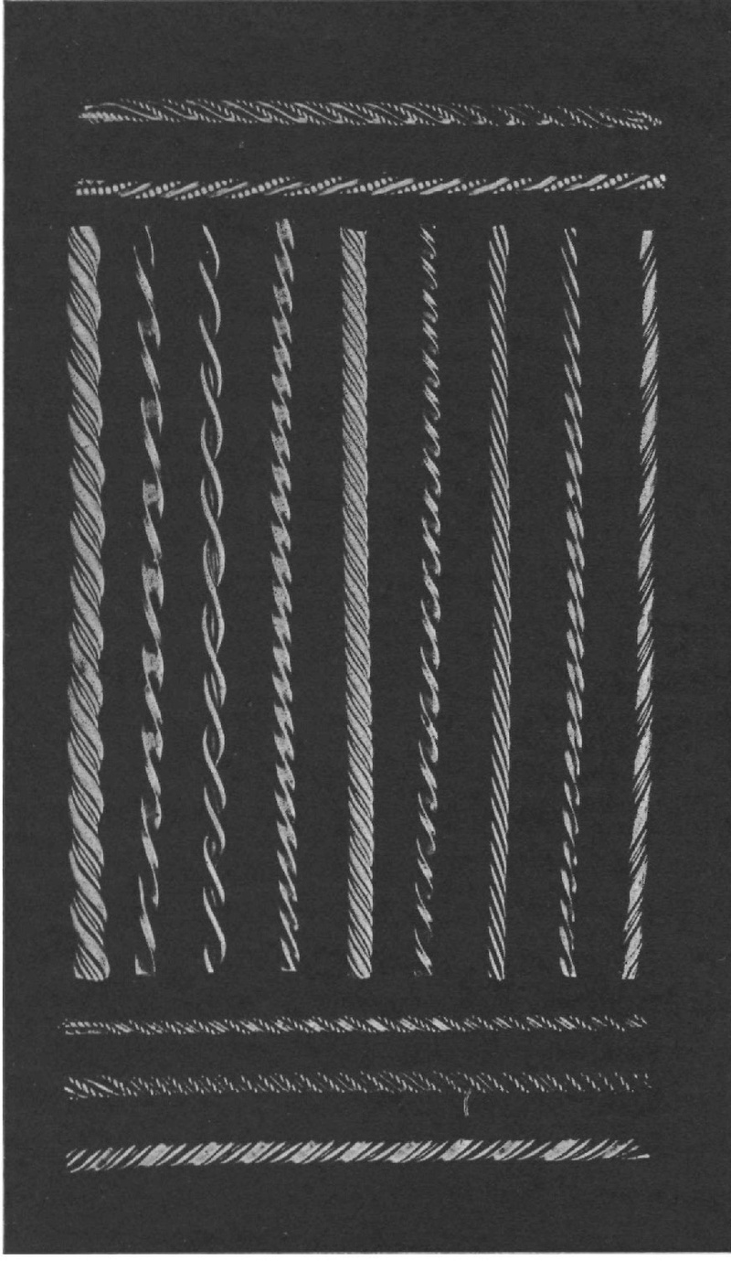 Bracelet double torsade Simple11