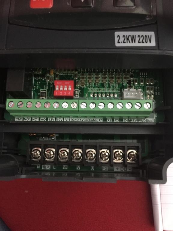 cablage carte controle vfd et autres Img_3415