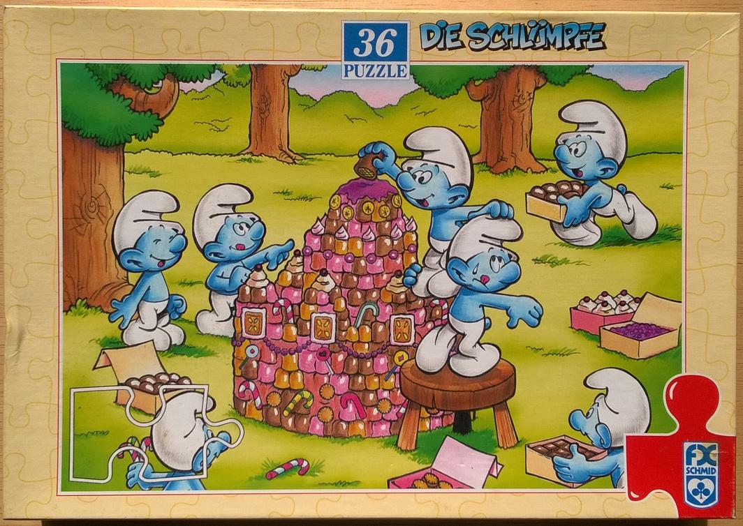 Les acquisitions de PuzzlesBD - Page 5 Colis_18