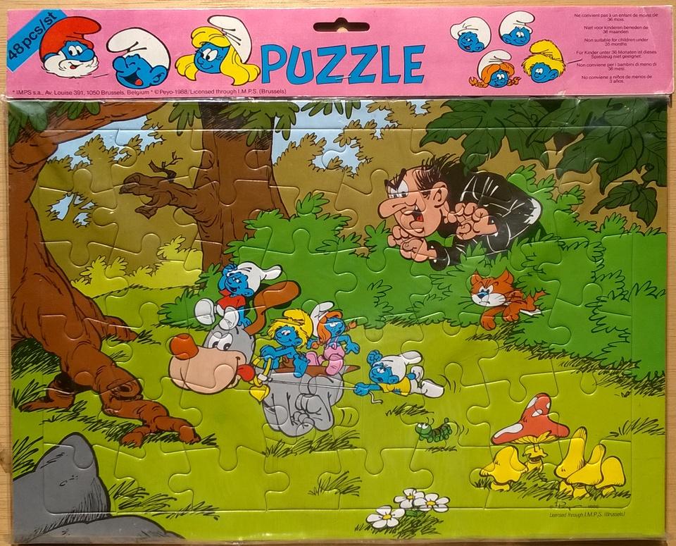Les acquisitions de PuzzlesBD - Page 5 Colis_21