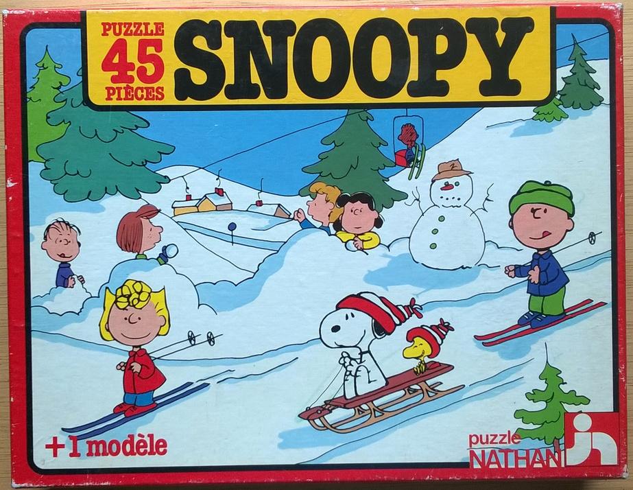 Les acquisitions de PuzzlesBD - Page 6 Snoopy10