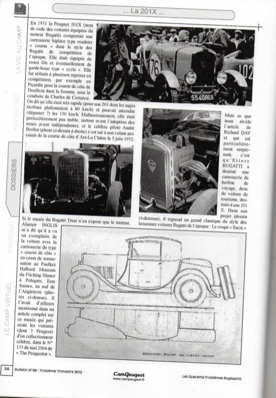 Une Colle... Peugeot 201 coupé fiacre Bugatti!?! 110