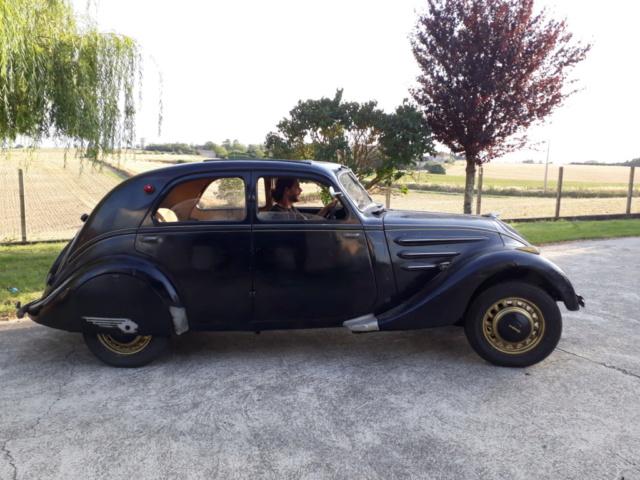 Peugeot 302 1937 20190810