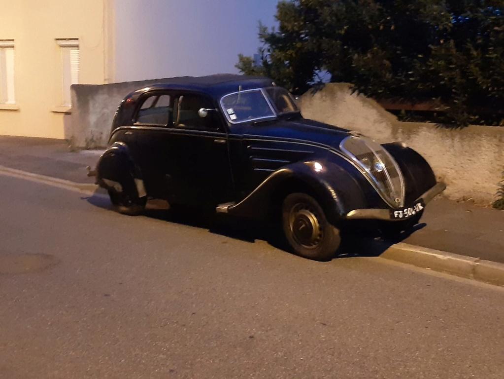 Peugeot 302 1936 sortie de grange Img-2011