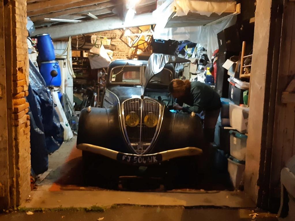 Peugeot 302 1936 sortie de grange Img-2012