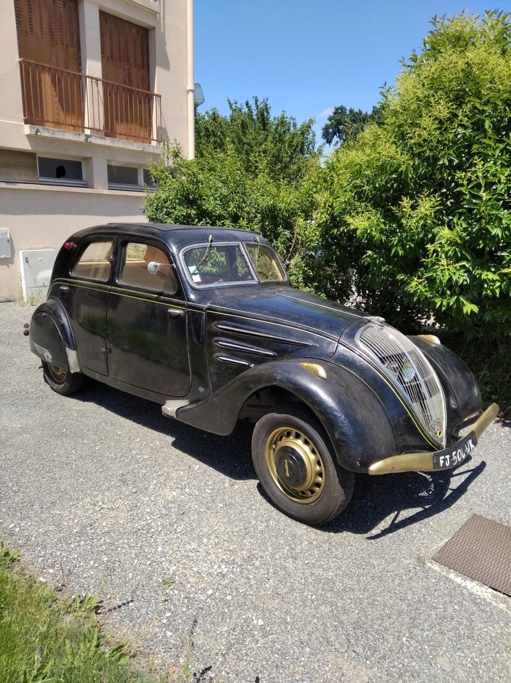 Peugeot 302 1936 sortie de grange Img_2072