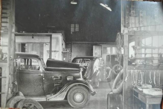 Peugeot 302 1936 sortie de grange Malido10