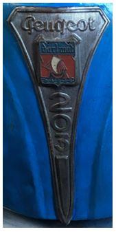 emblème de 203 T10