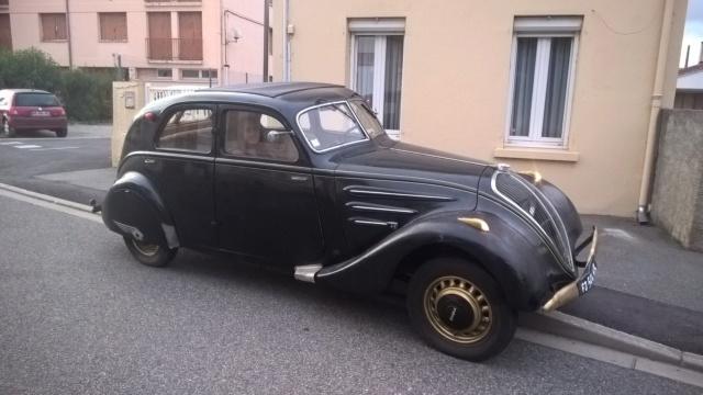 Peugeot 302 1936 sortie de grange Wp_20170