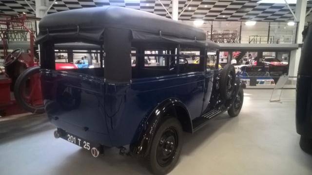 Visite du Musée Peugeot Wp_20212
