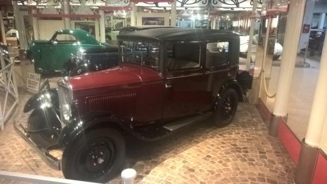 Visite du Musée Peugeot Wp_20213
