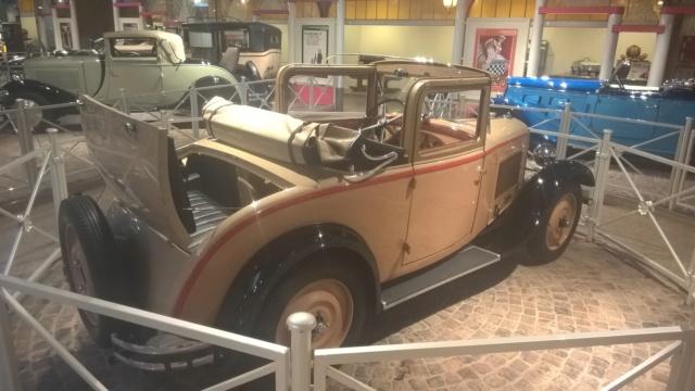 Visite du Musée Peugeot Wp_20215