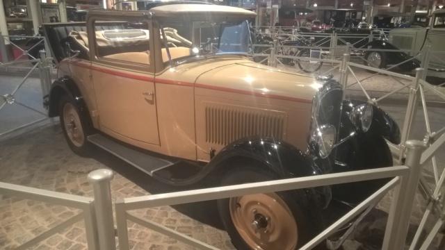 Visite du Musée Peugeot Wp_20216