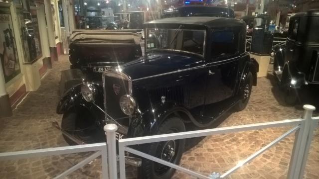 Visite du Musée Peugeot Wp_20218