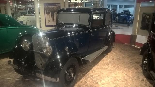 Visite du Musée Peugeot Wp_20219