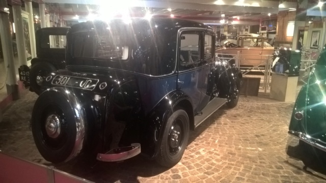Visite du Musée Peugeot Wp_20220