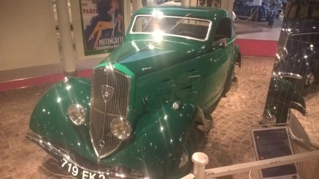 Visite du Musée Peugeot Wp_20222