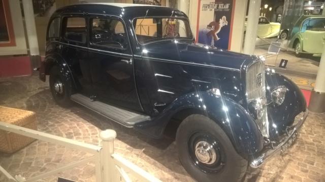 Visite du Musée Peugeot Wp_20225