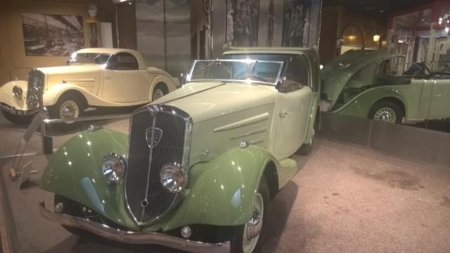 Visite du Musée Peugeot Wp_20230