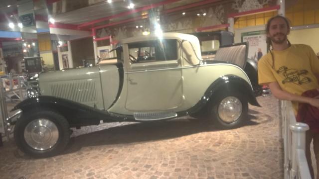 Visite du Musée Peugeot Wp_20233