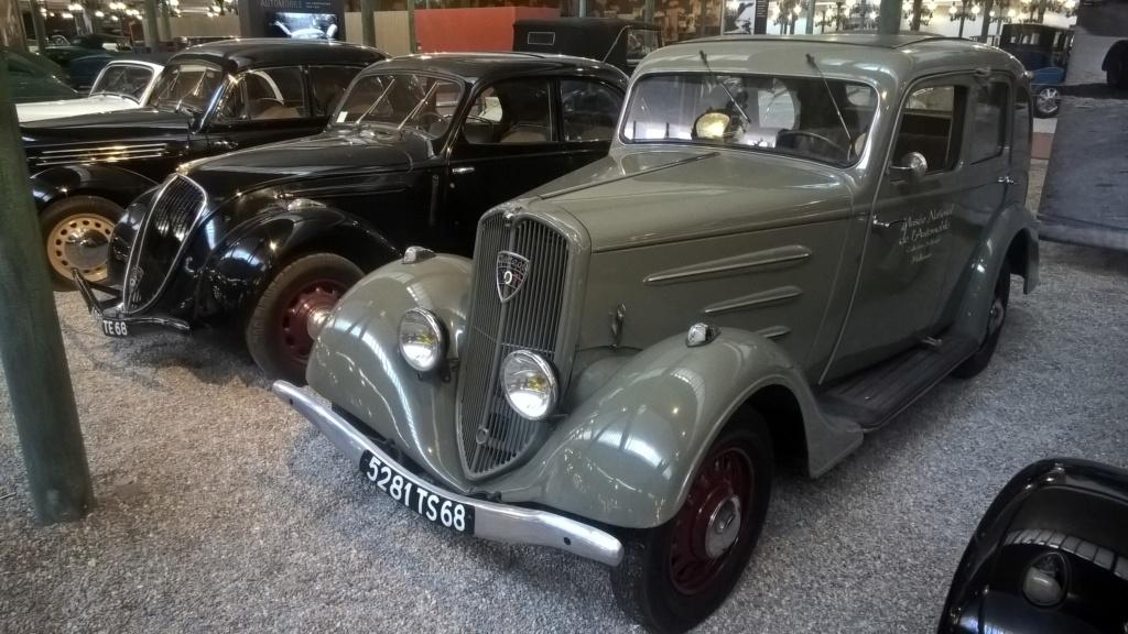 Visite du Musée Peugeot Wp_20246