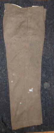 Pantalon français daté 1940 P1600918