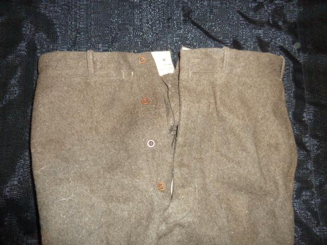 Pantalon français daté 1940 P1600920
