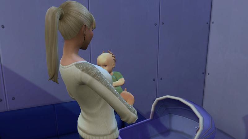 [Challenge sims 4] Mère célibataire 30-05-30