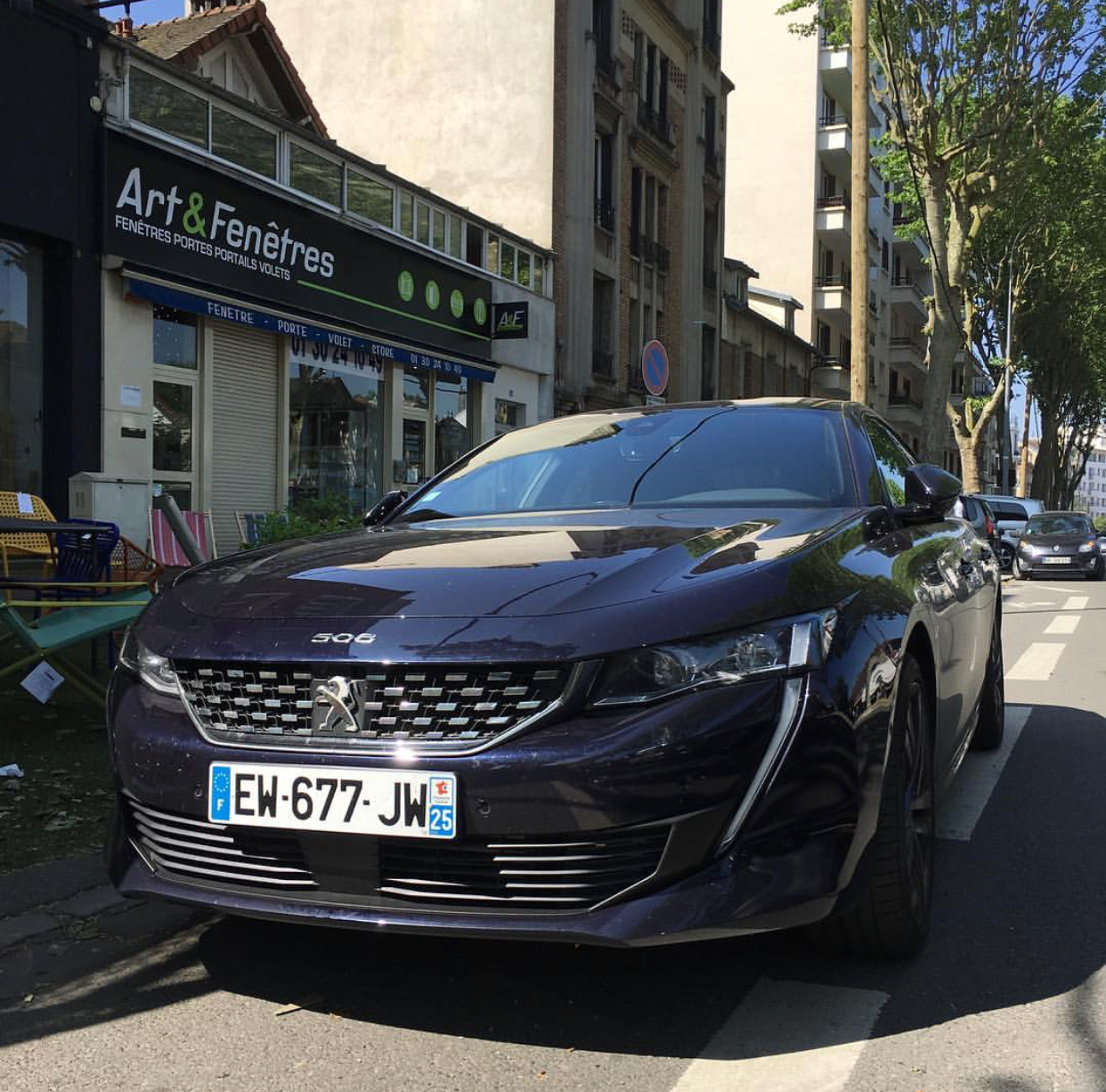 2018- [Peugeot] 508 II [R82/R83] - Page 37 8e335210