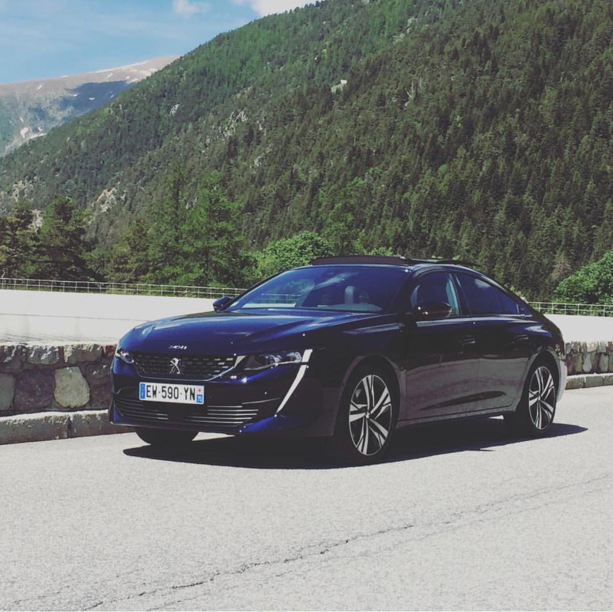2018- [Peugeot] 508 II [R82/R83] - Page 37 91306710