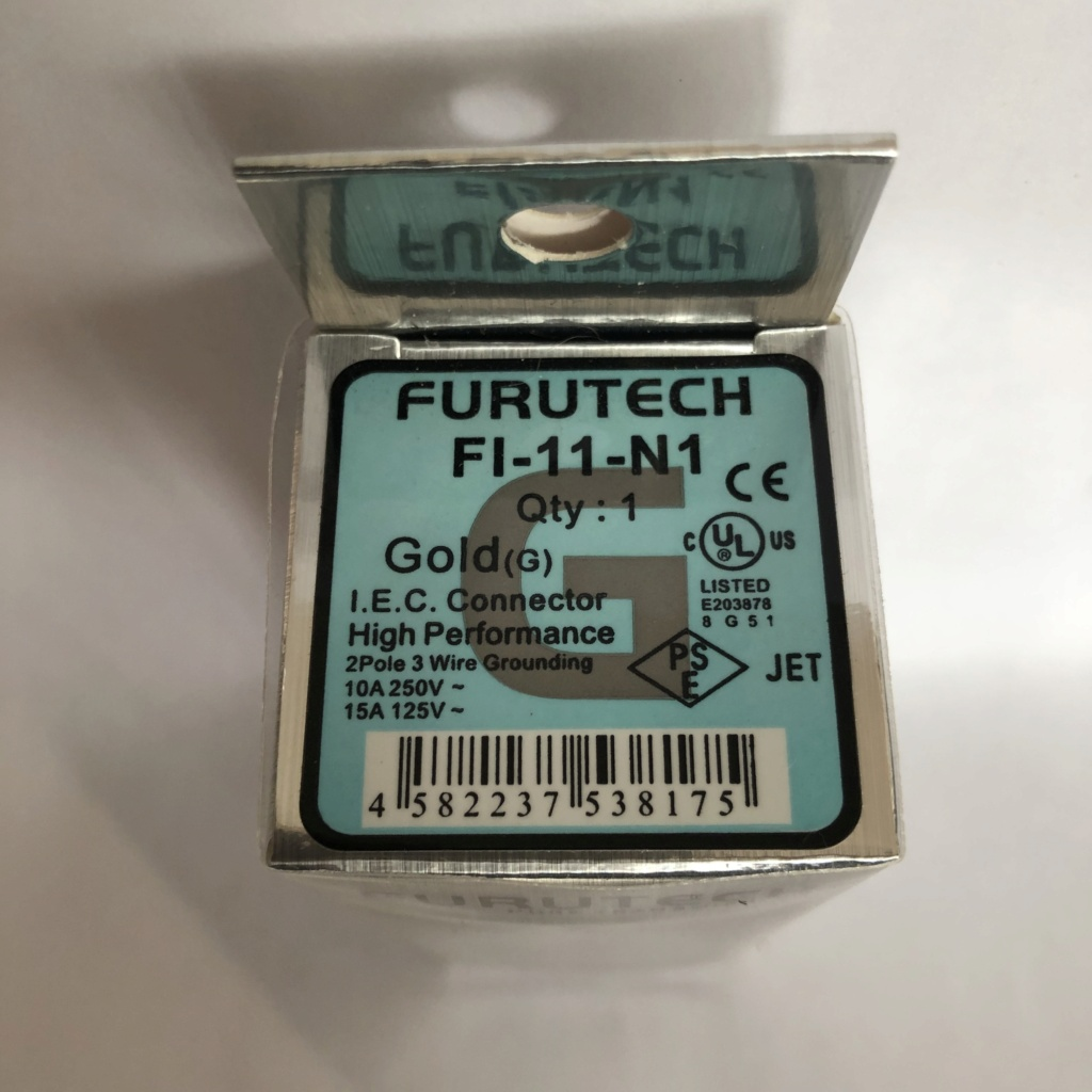 Furutech Power Plug & IEC Connector (BNIB) Img_0011