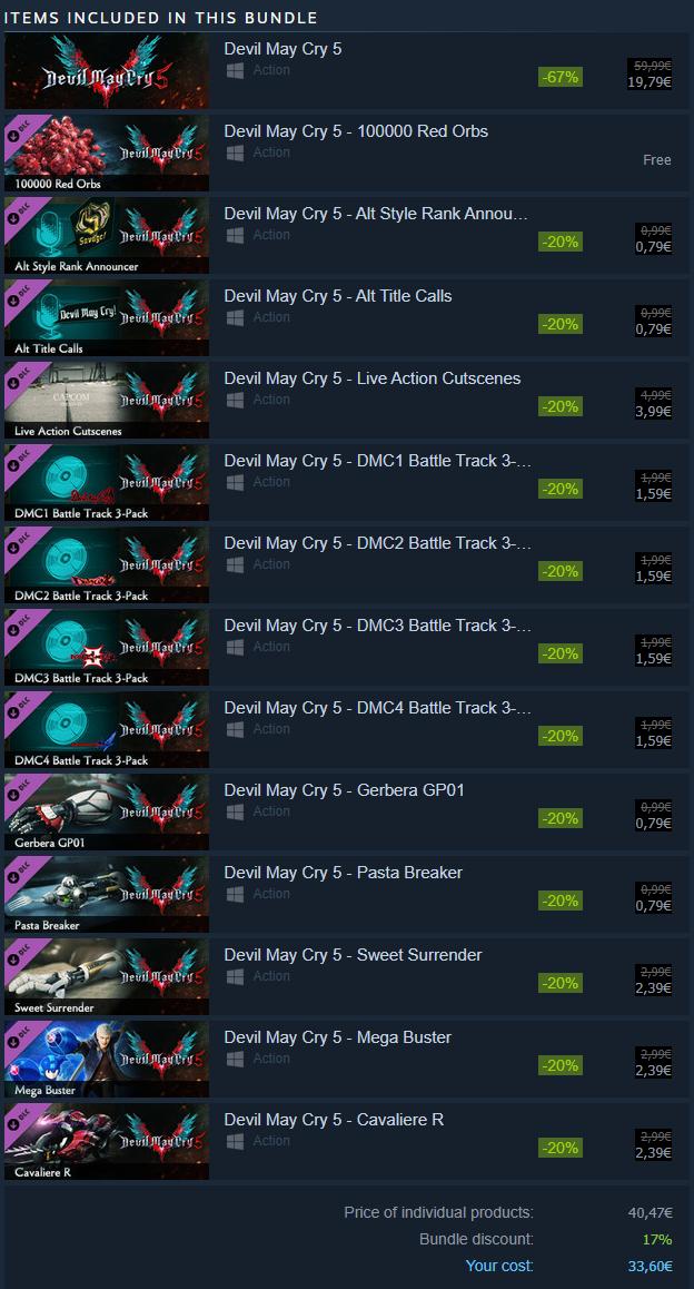 Devil May Cry 5 Dmc510