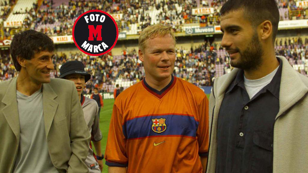 Ronald Koeman - welcome to FC Barcelona! Efn-bb10