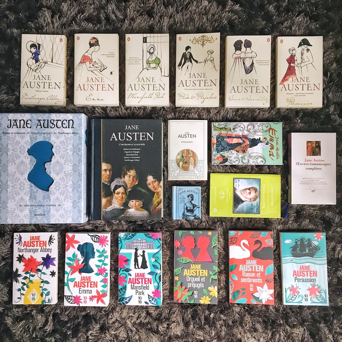Ma Collection Jane Austen (ou les preuves de ma Janéite aiguë) ! Img_7014