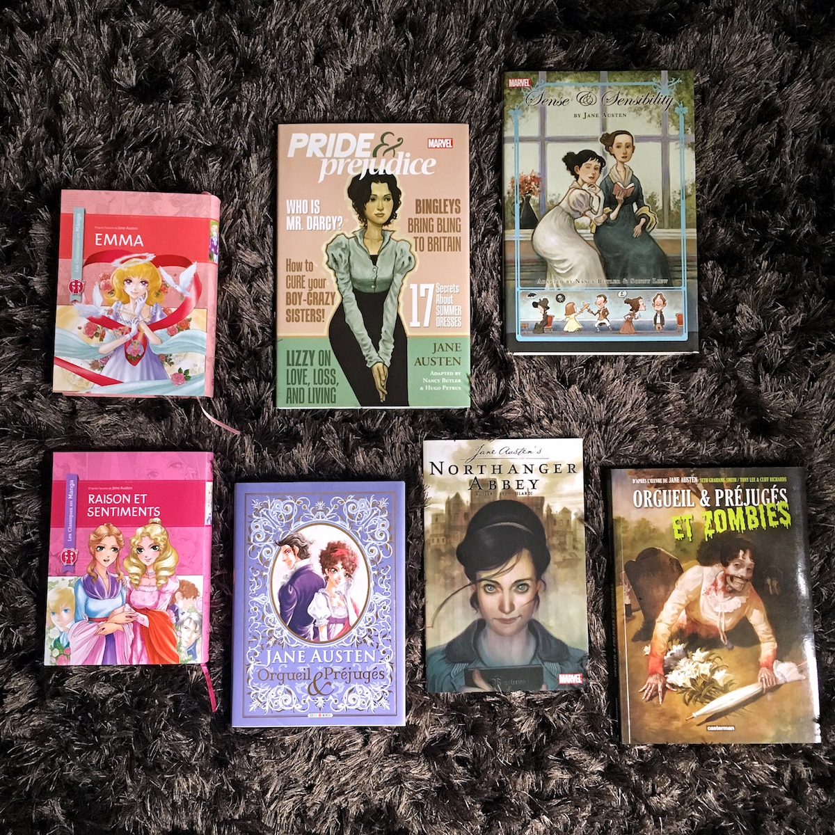 Ma Collection Jane Austen (ou les preuves de ma Janéite aiguë) ! Img_7015