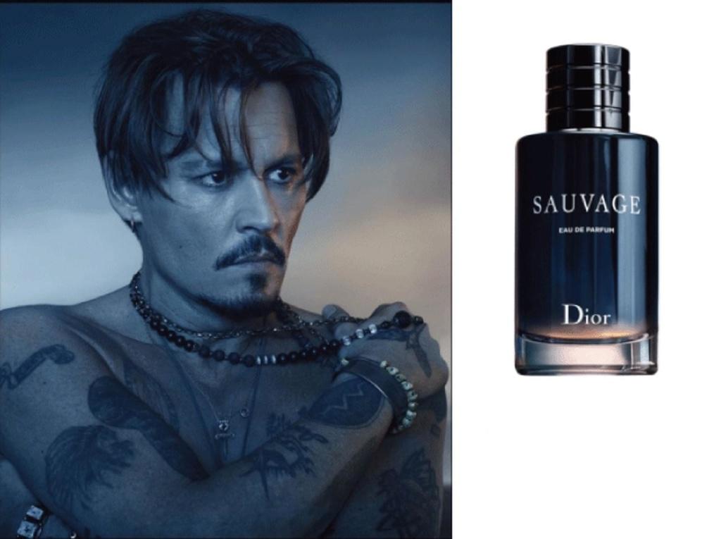 Johnny, la nouvelle égérie du parfum Dior - Page 26 006ff410