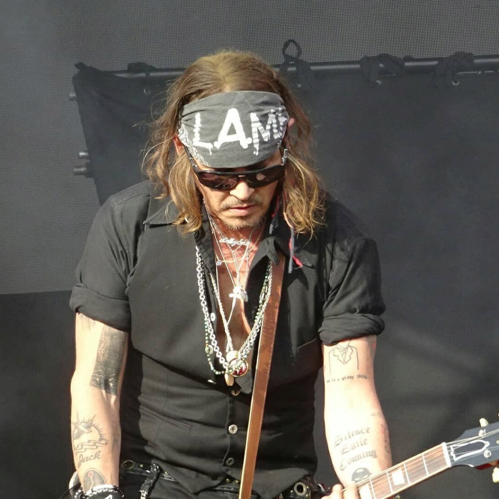 Le groupe Hollywood Vampires . - Page 29 20180611