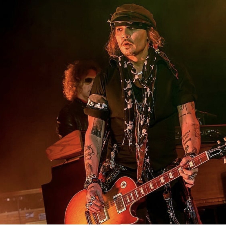 Le groupe Hollywood Vampires . - Page 29 20180615