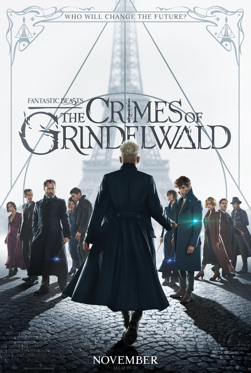 Fantastic Beasts - Page 9 20181010