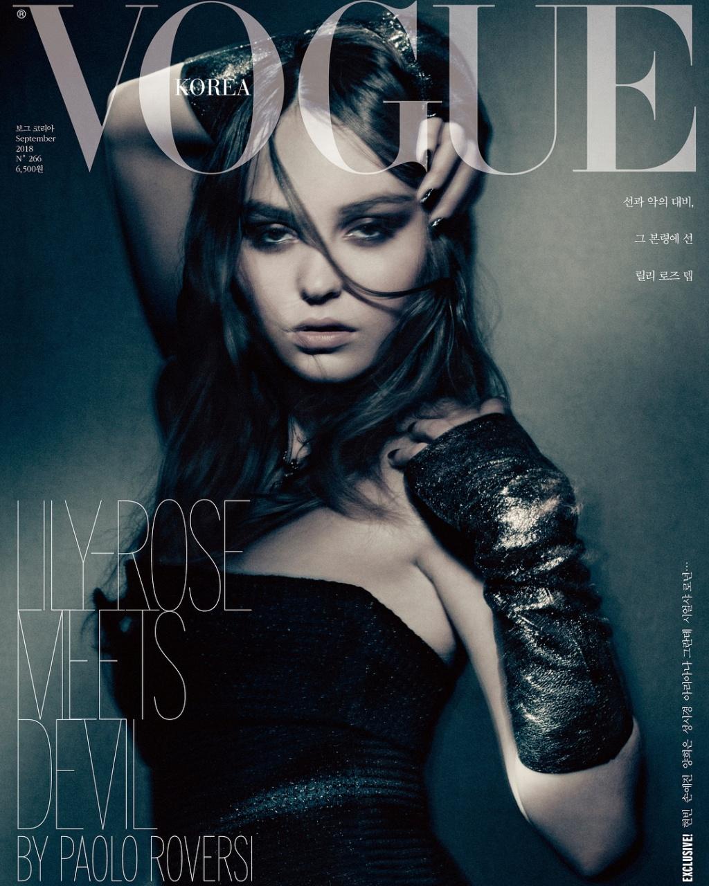 Lily-Rose Depp dans la presse . - Page 4 Bagf7s10