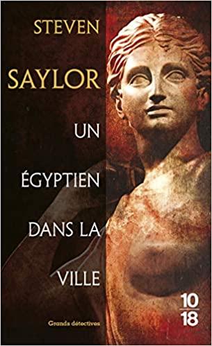 [Saylor, Steven] Un égyptien dans la ville 41t0fo10
