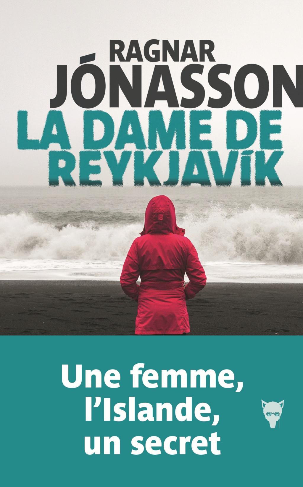[Jonasson, Ragnar] La dame de Reykjavik 97827311