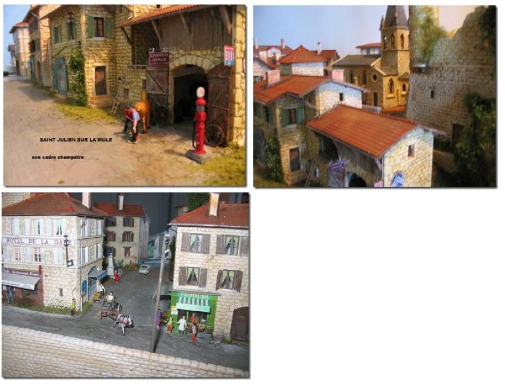Les maisons en carton de G. Fafournoux - Page 3 Villag10