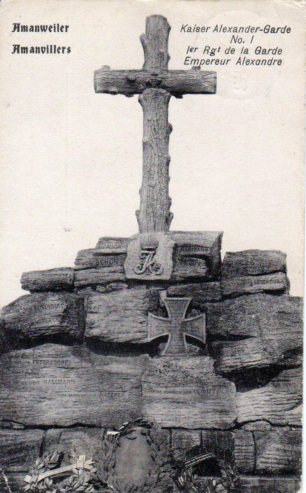 Les monuments de Gravelotte 00710