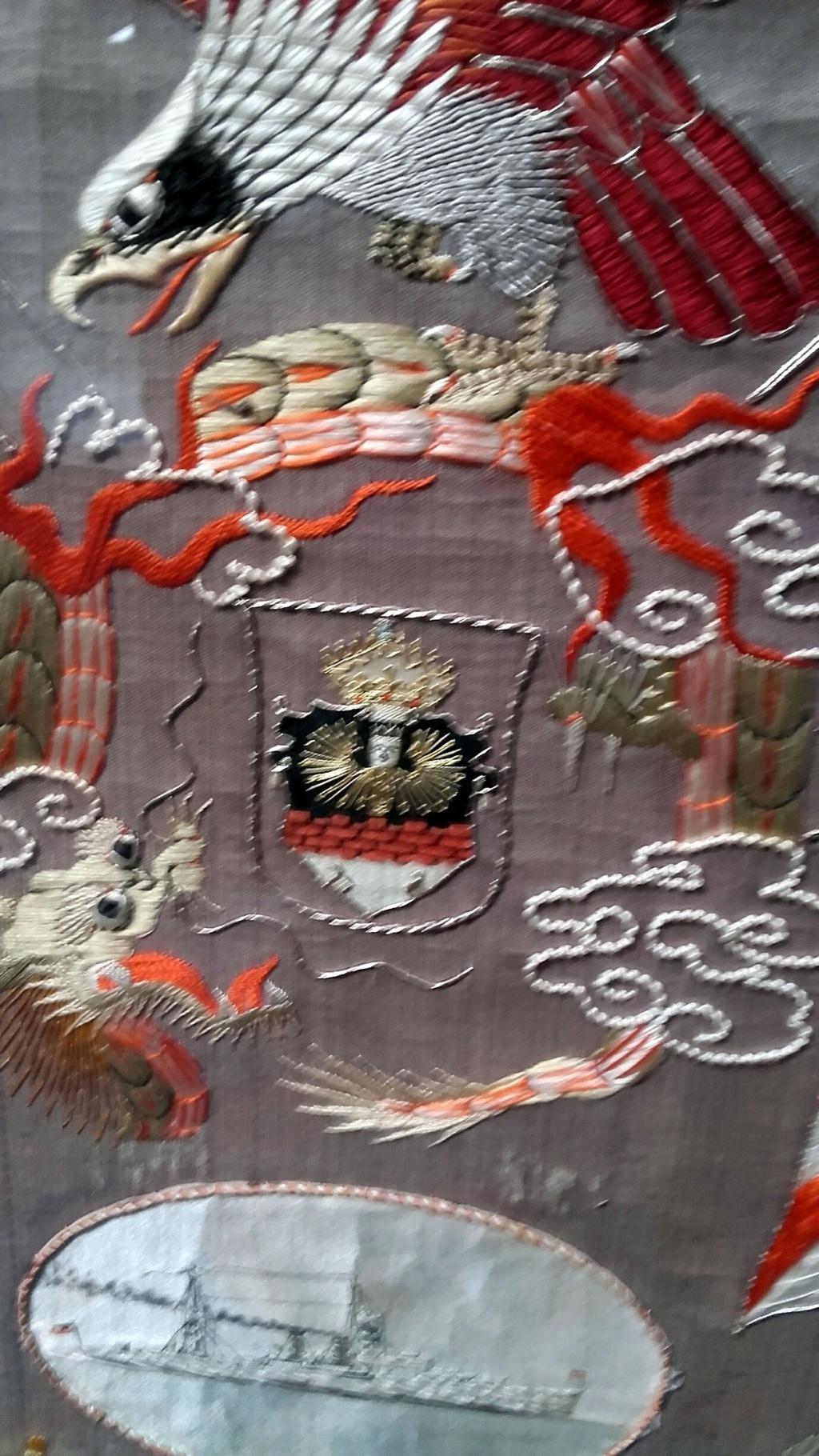 Tableau réserviste Chine et casquette enfant troupes coloniales  20200451
