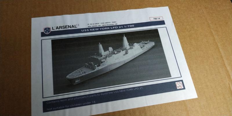 Ventes résine L'arsenal 1/700 Ark royal et New York LPD21.  Baisse Img-2014
