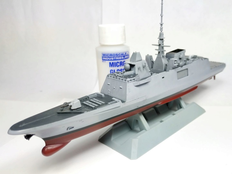 1/700 FREMM - Freedom Model Kit Img_2039